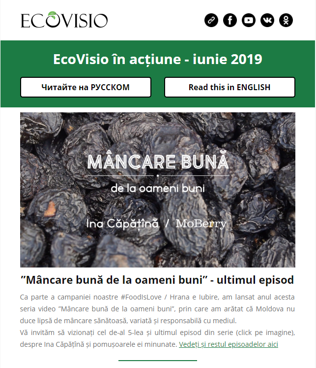 Newsletter RO June 2019