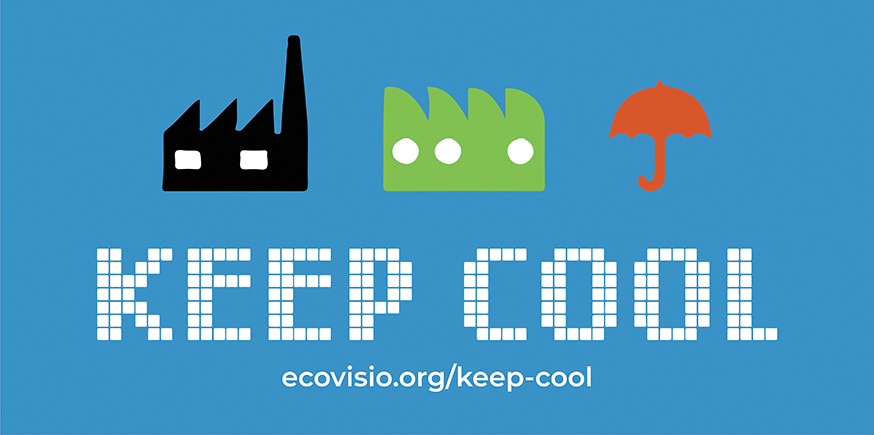 Keep Cool sticker image