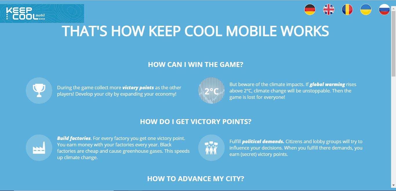 KeepCool Mobile Rules EN