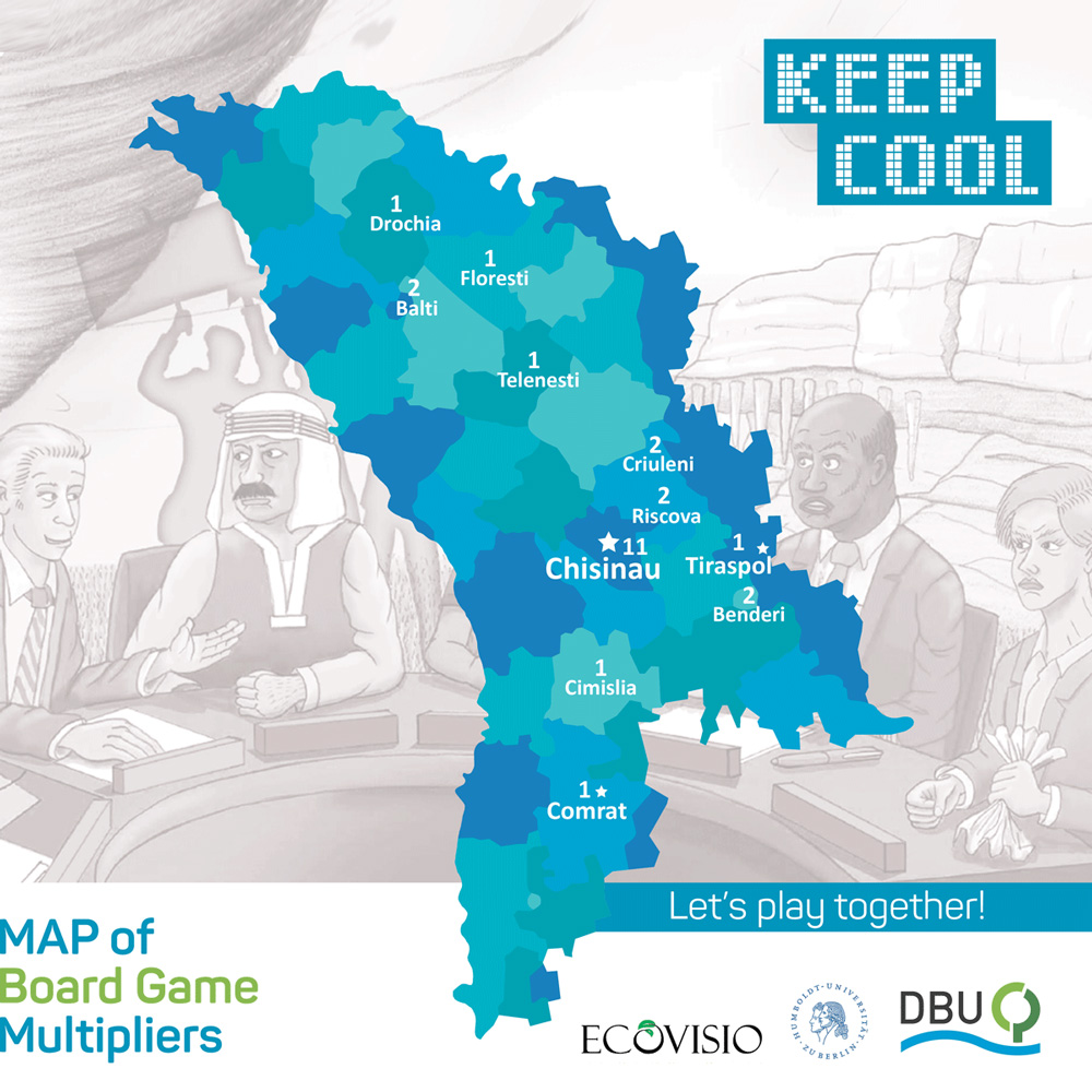KeepCool multipliers 2019