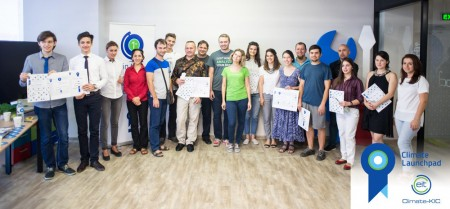 ClimateLaunchpad Moldova 2017 National Final