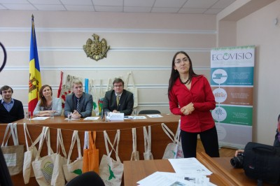 Round Table at Ministry of Environment