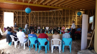 Eco Training Center conference room